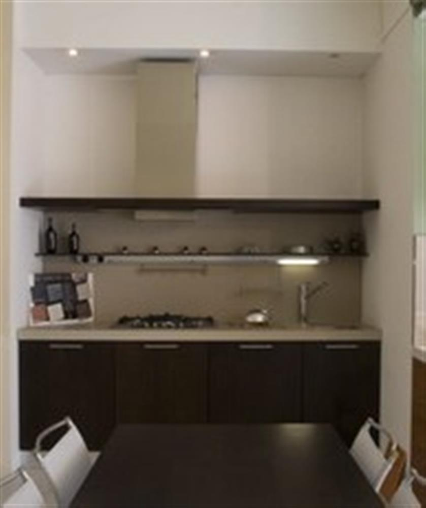 CUCINA IN WENGE'